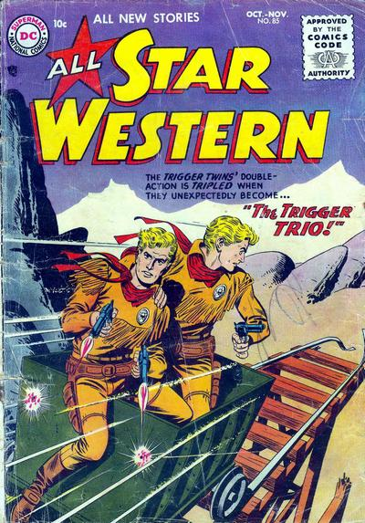 All-Star Western Vol 1 85