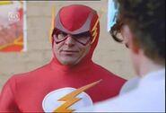 Barry Allen (justice league pilot)