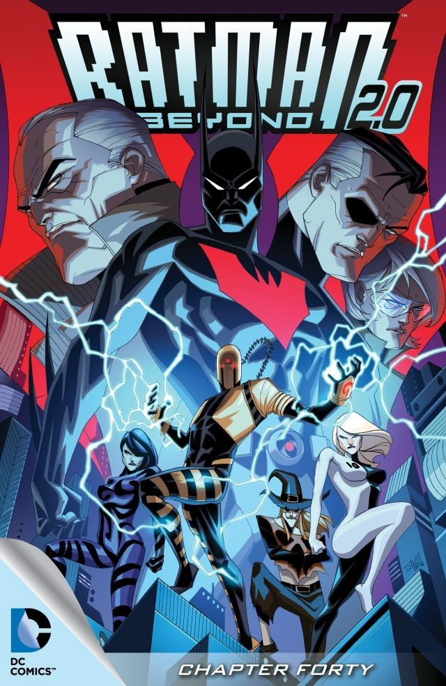 Batman Beyond 2.0 Vol 1 40 (Digital)