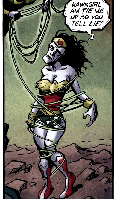 Bizarro Wonder Woman (New Earth)
