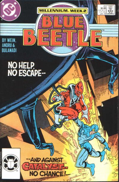 Blue Beetle Vol 6 20