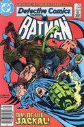 Detective Comics 548