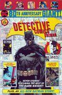 Detective Comics Batman 80th Anniversary Giant Vol 1 1