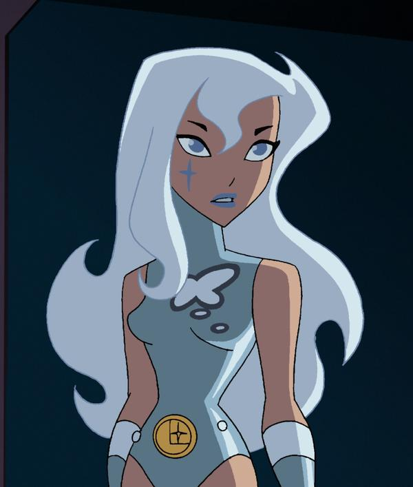 Nura Nal (Legion of Super-Heroes TV Series)