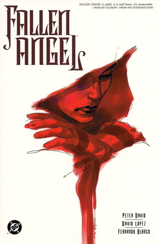 Fallen Angel Vol. 1 (Collected)