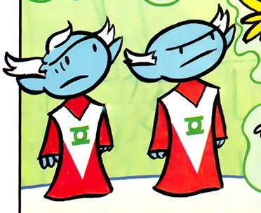 Guardians (Tiny Titans)