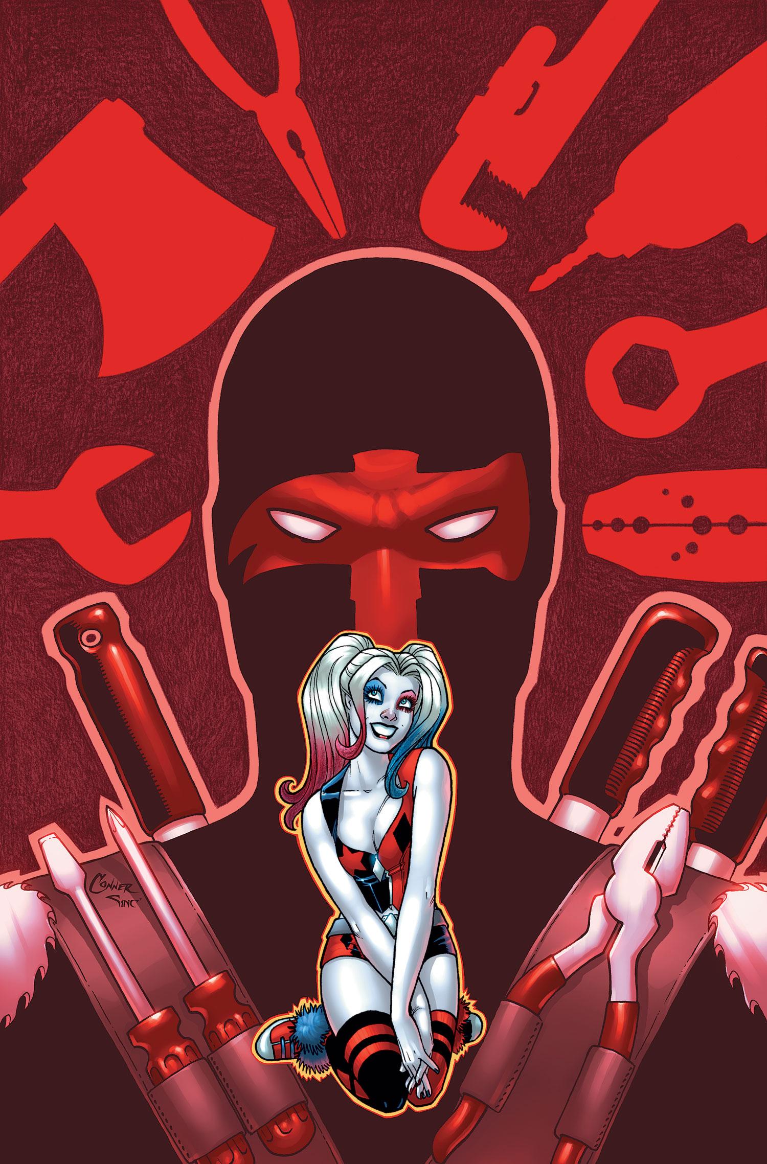 Harley Quinn Vol 2 27 Textless.jpg