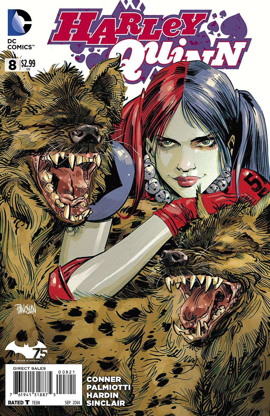 Harley Quinn Vol 2 8 Variant.jpg
