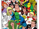Justice League International Omnibus Volume 1 (Collected)