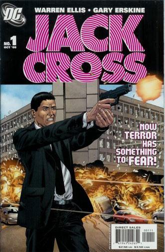Jack Cross Vol 1