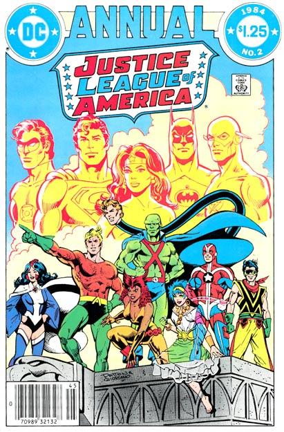 Justice League of America Annual Vol 1 2