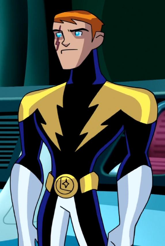 Garth Ranzz (Legion of Super-Heroes TV Series)