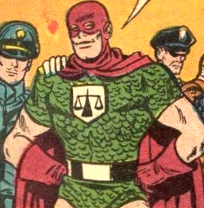 Mister Justice (Earth-One)