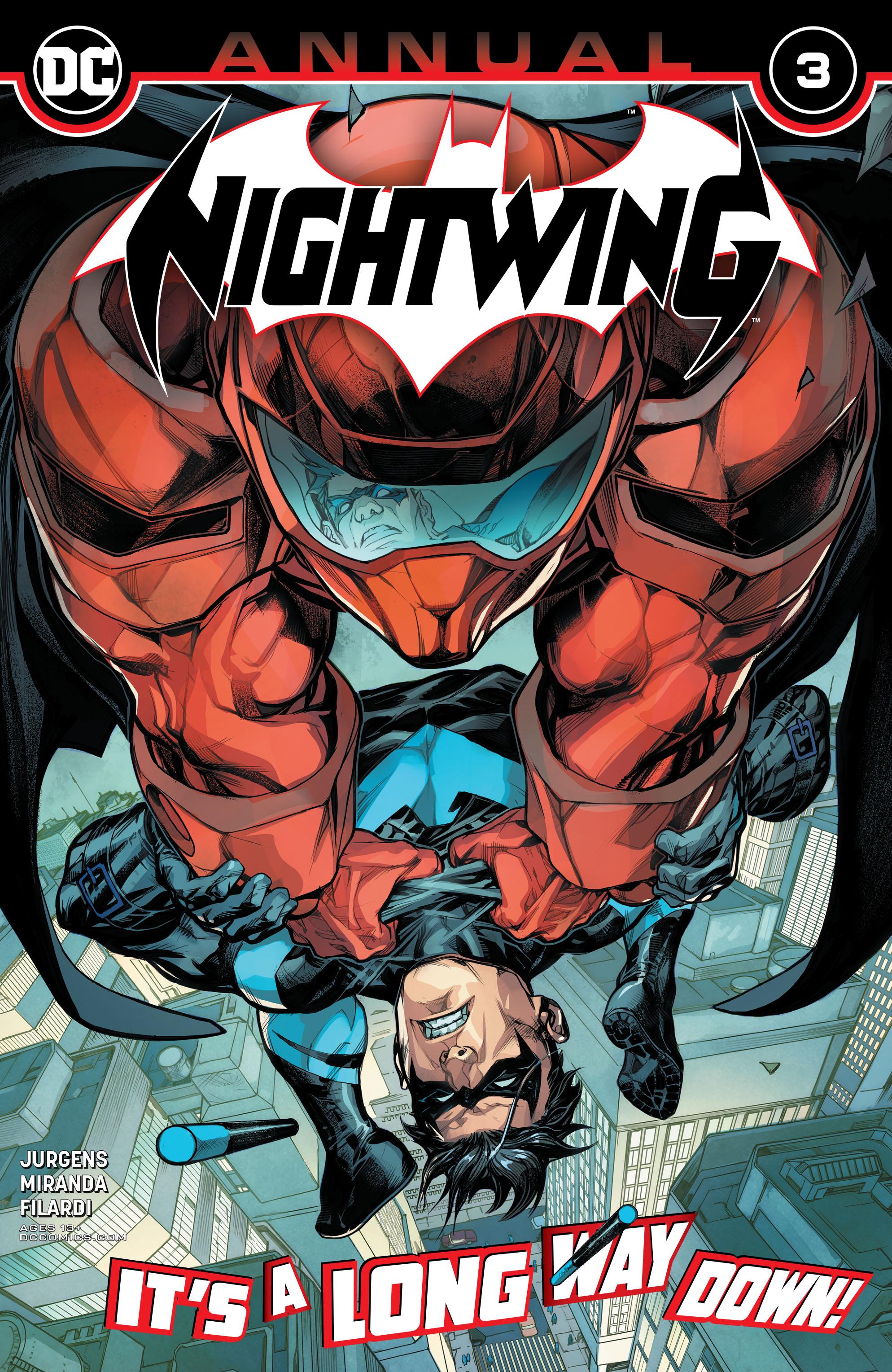 Nightwing Annual Vol 4 3