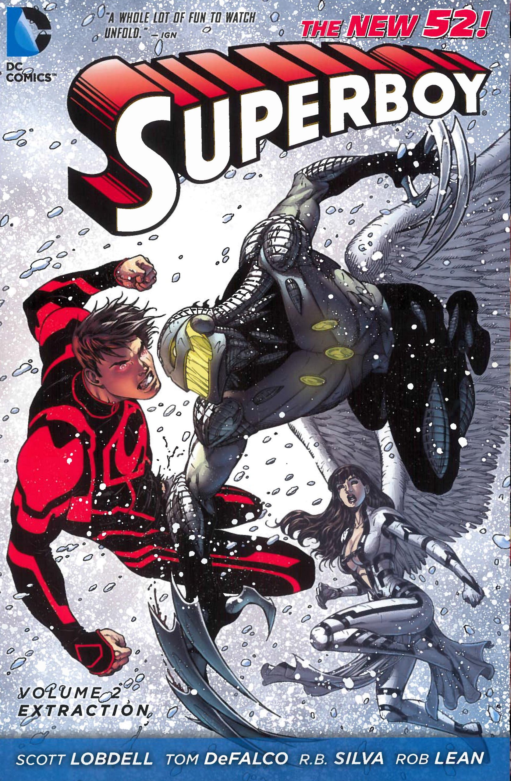 Superboy: Extraction (Collected)