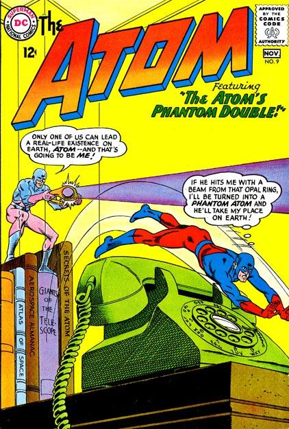 The Atom Vol 1 9