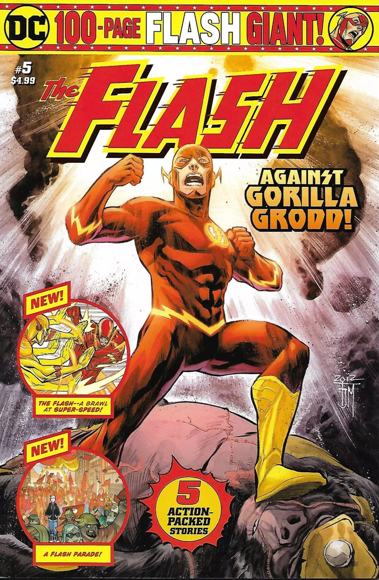The Flash Giant Vol 2 5