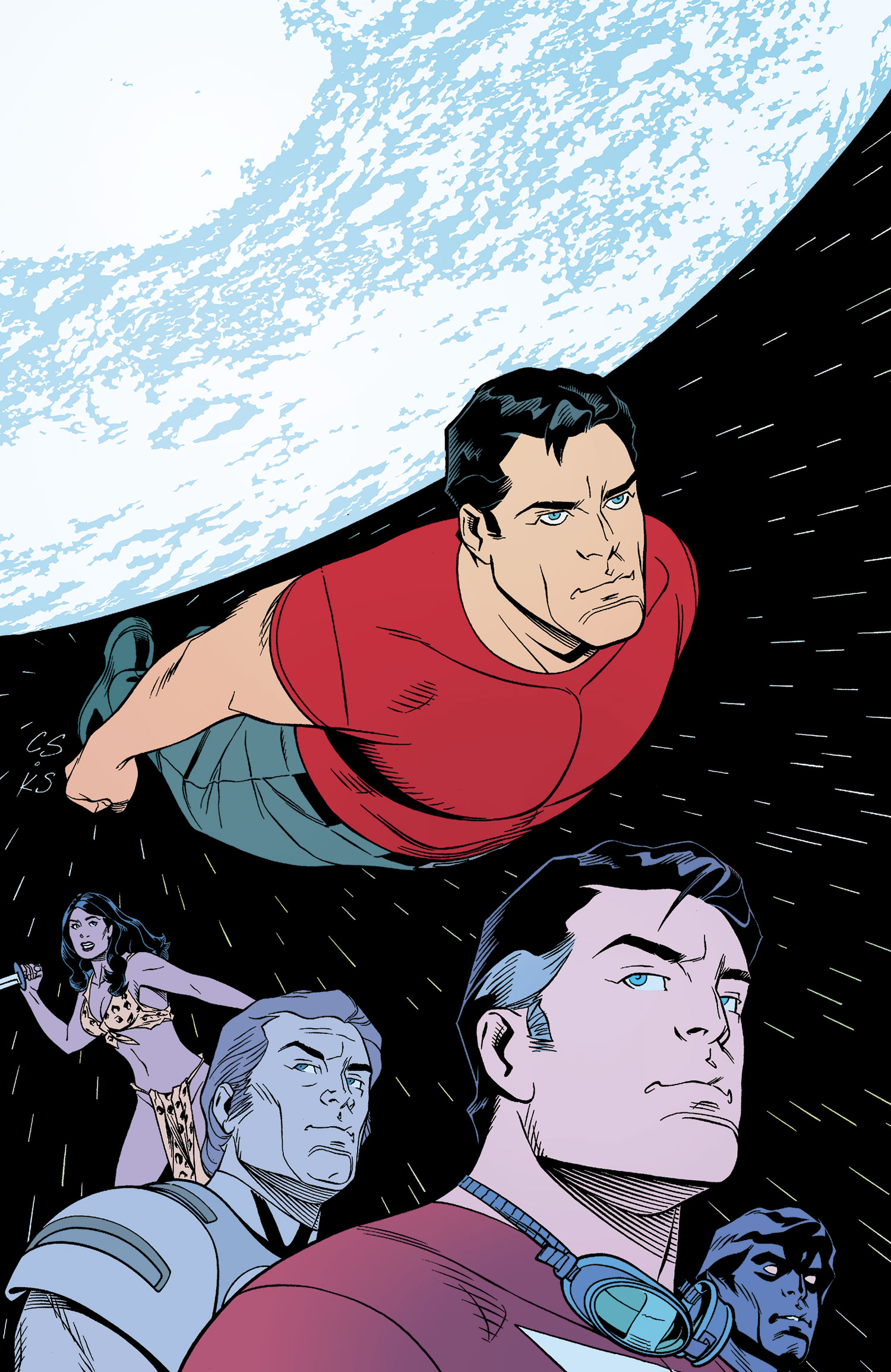 Tom Strong And The Planet Of Peril Vol 1 5 Dc Database Fandom