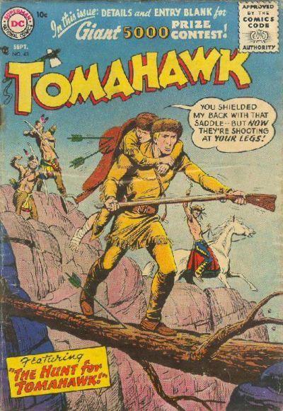 Tomahawk Vol 1 43
