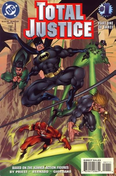 Total Justice Vol 1