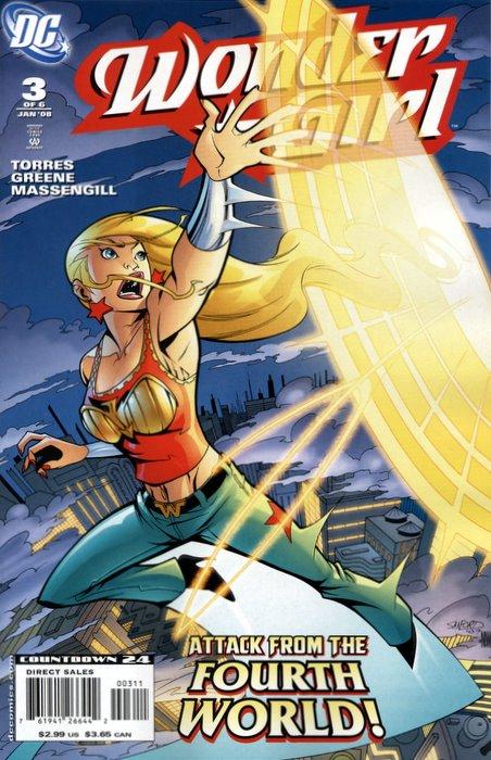 Wonder Girl Vol 1 3