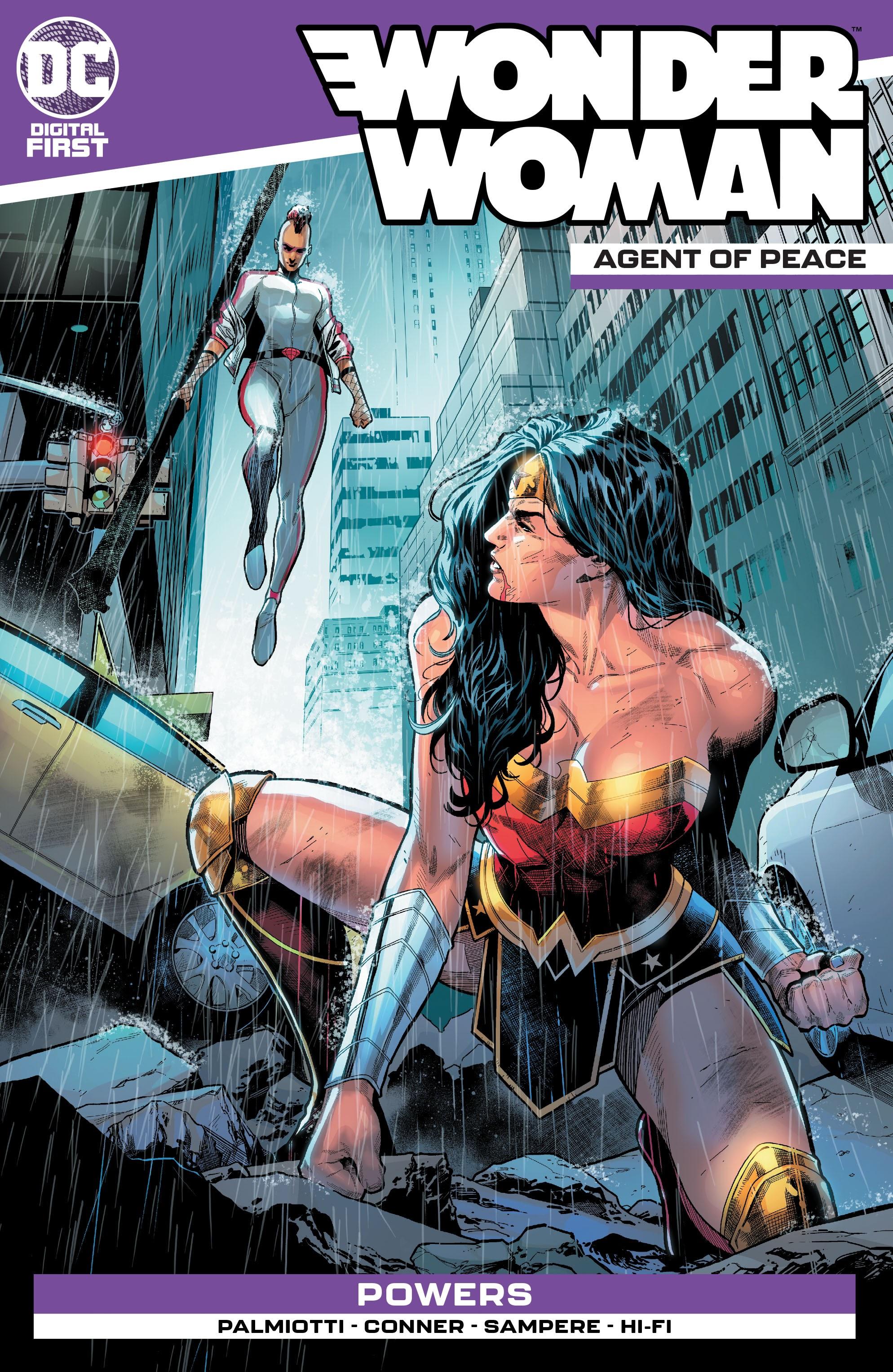 Wonder Woman: Agent of Peace Vol 1 11 (Digital)