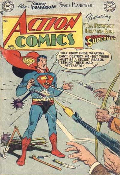 Action Comics Vol 1 183