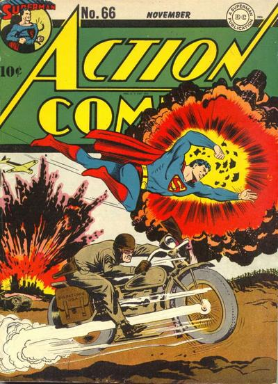 Action Comics Vol 1 66