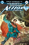 Action Comics Vol 1 985