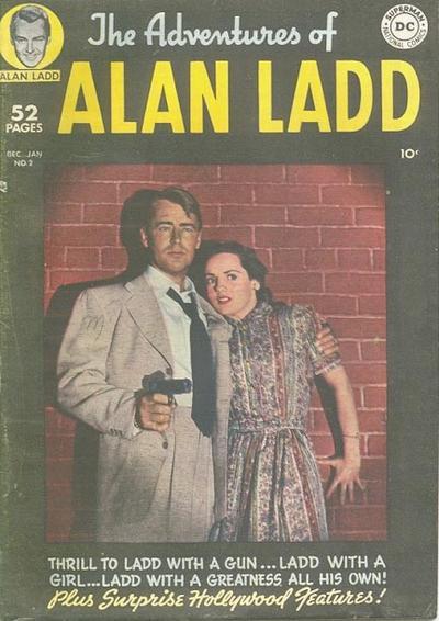 Adventures of Alan Ladd Vol 1 2