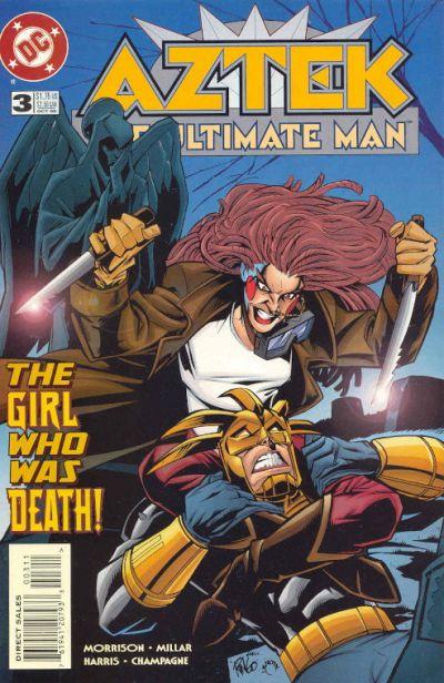 Aztek: The Ultimate Man Vol 1 3