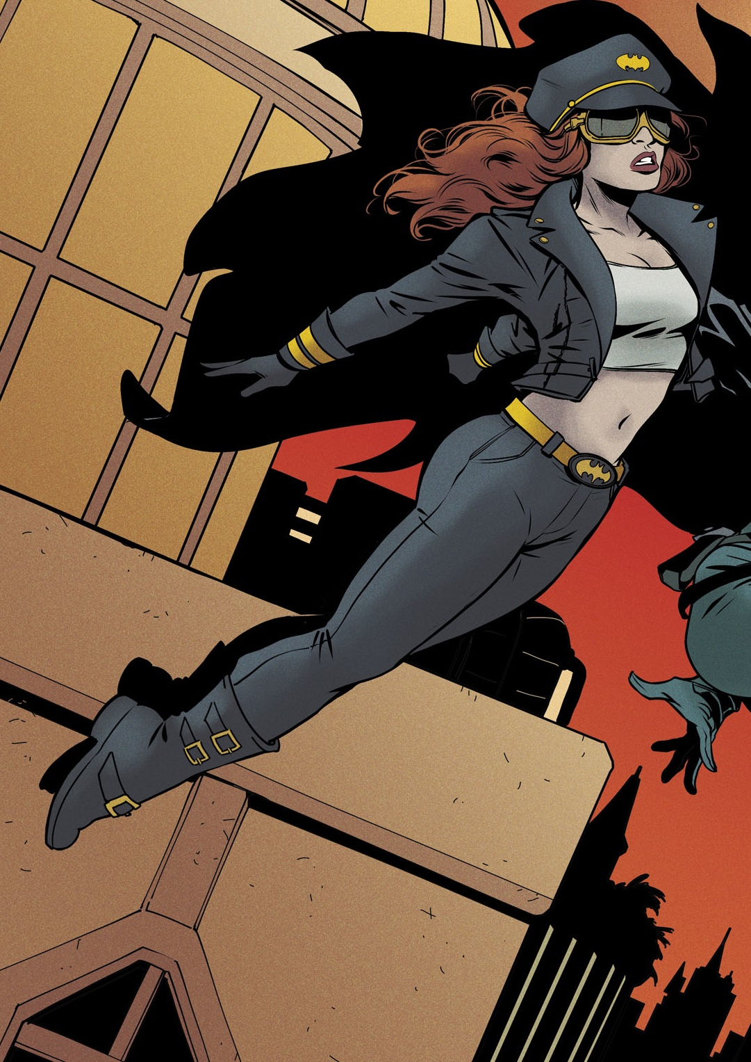 Barbara Gordon (Gotham City Garage)