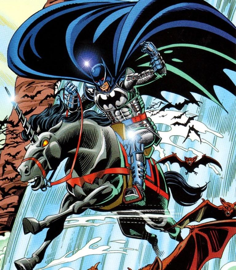 Bruce of Waynesmoor (Earth-395)