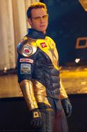 Booster Gold Smallville 001