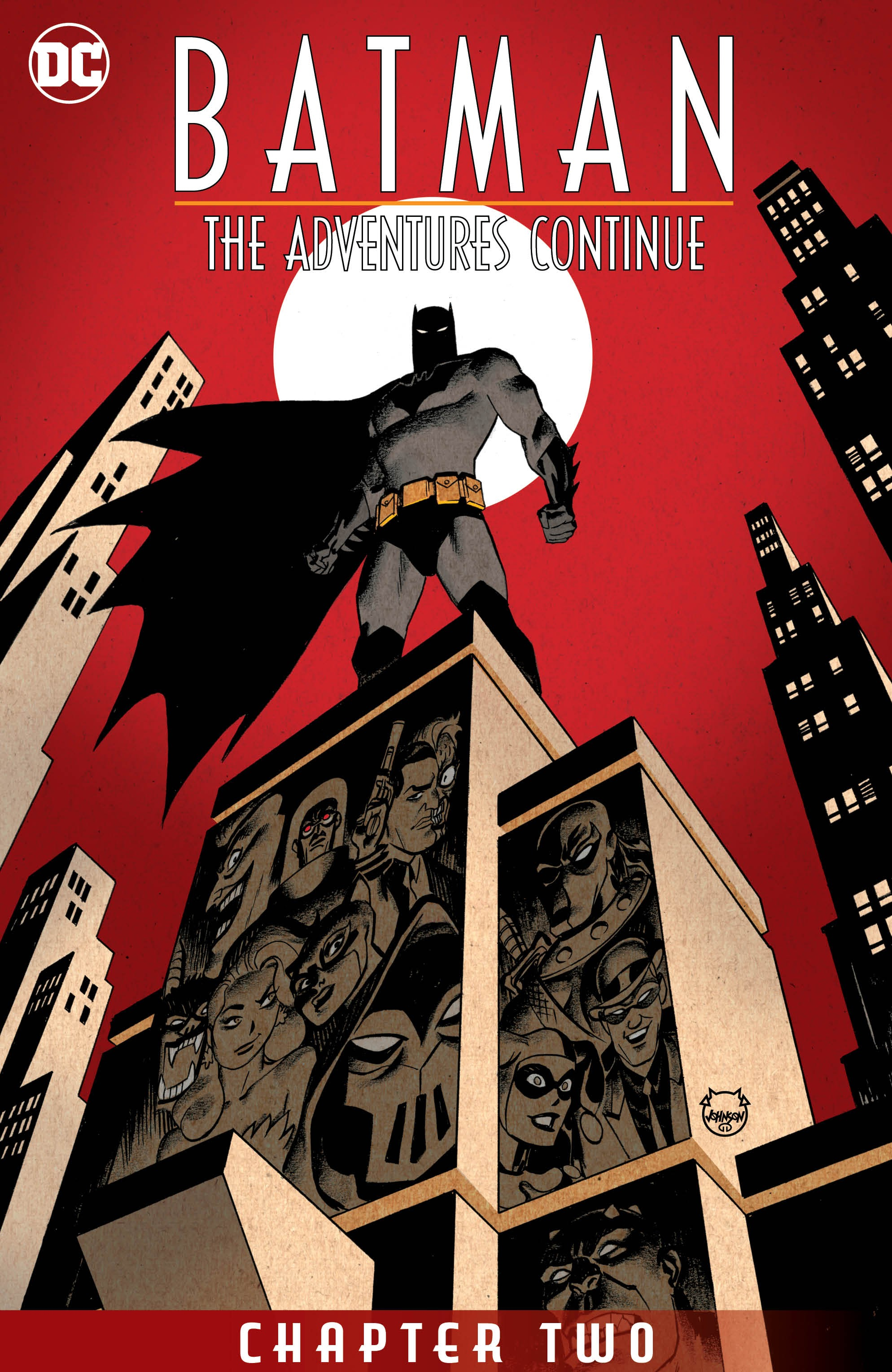 Batman: The Adventures Continue Vol 1 2 (Digital)