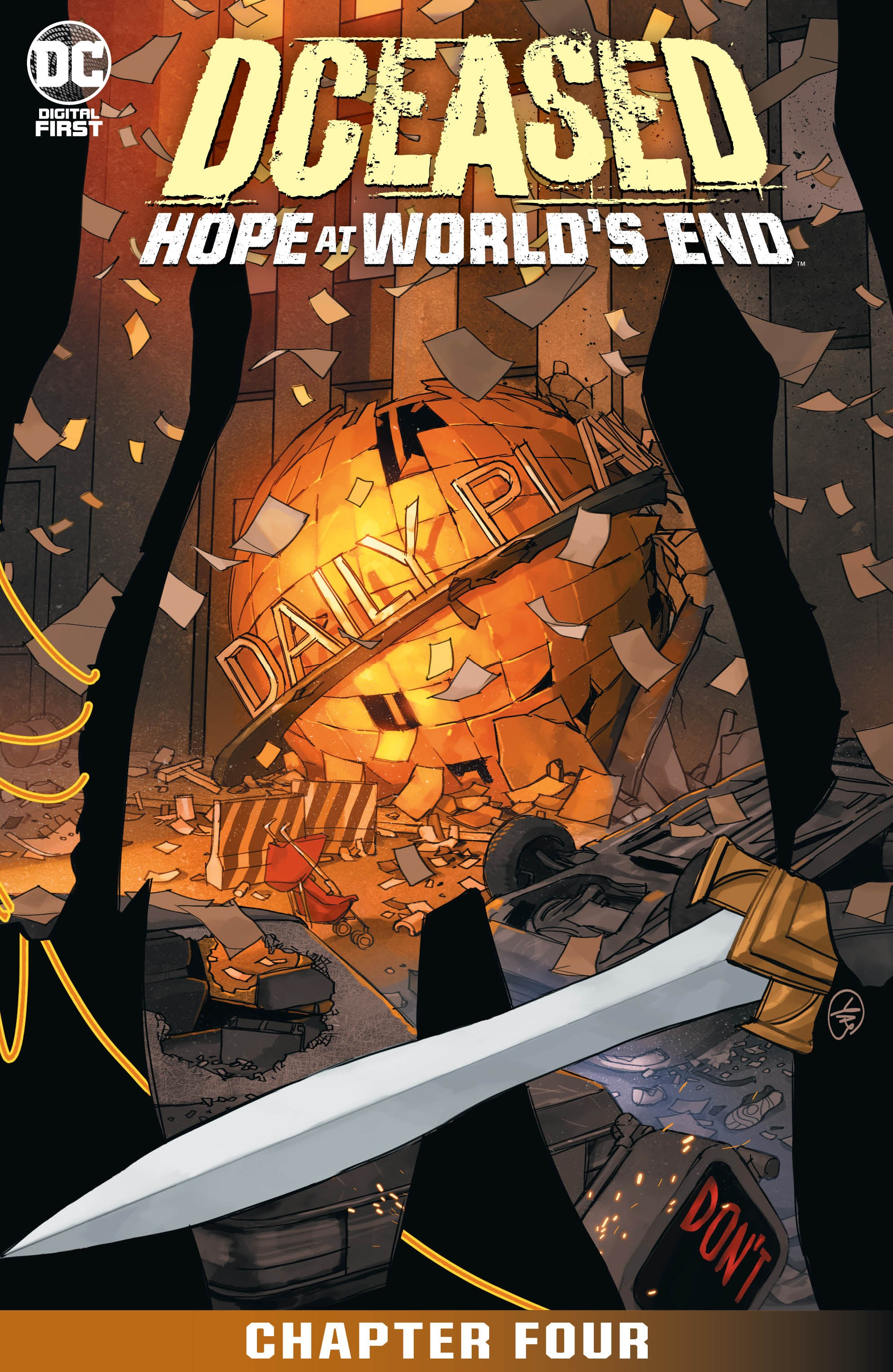 DCeased: Hope at World's End Vol 1 4 (Digital)
