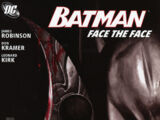 Batman: Face the Face