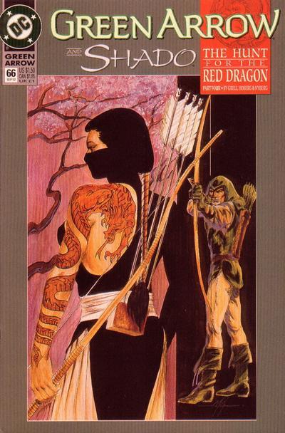 Green Arrow Vol 2 66