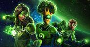 Green Lantern Corps DC Legends 0002
