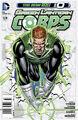 Green Lantern Corps Vol 3 0