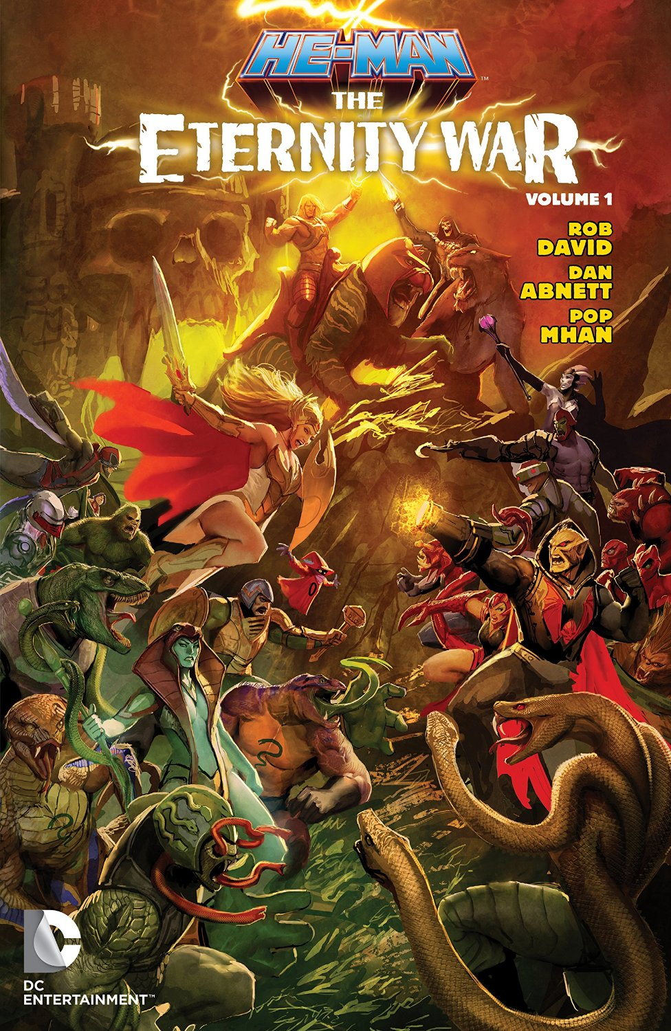 He-Man: The Eternity War Vol. 1 (Collected)