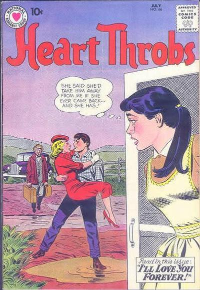 Heart Throbs Vol 1 66