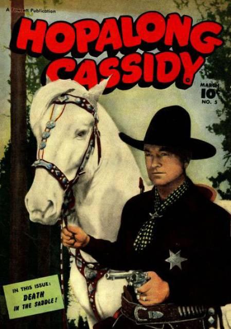 Hopalong Cassidy Vol 1 5