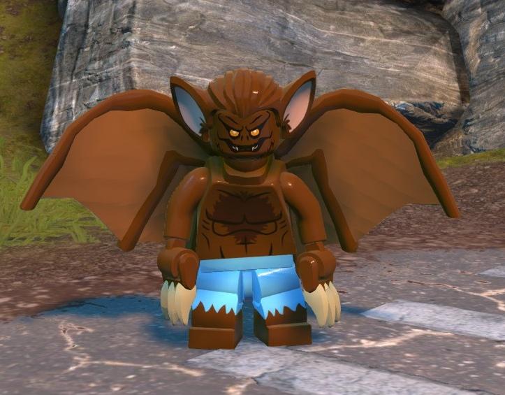 Kirk Langstrom (Lego Batman)