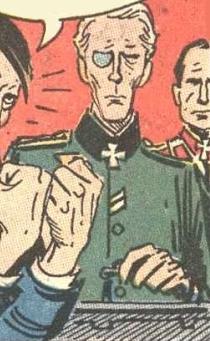 Klaus von Stauffenberg (Earth-One)