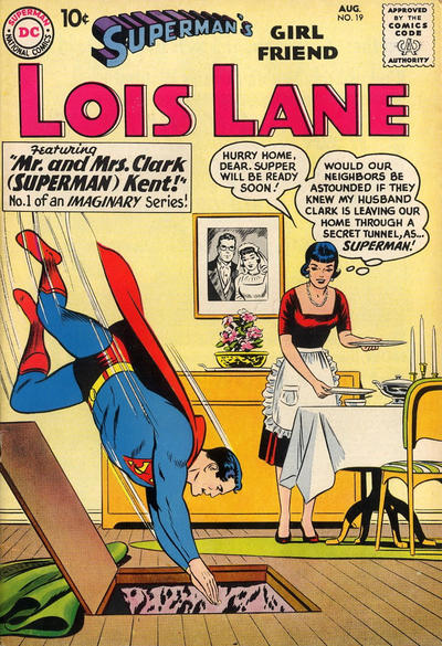 Superman's Girl Friend, Lois Lane Vol 1 19