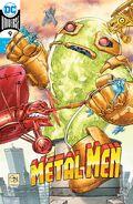 Metal Men Vol 4 9