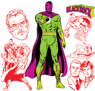 Peter Silverstone (Earth-One) 001