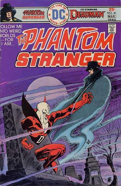 The Phantom Stranger Vol 2 41