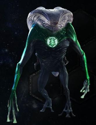 Rot Lop Fan (Green Lantern Movie)